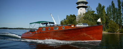 Antique Boat Show & Auction