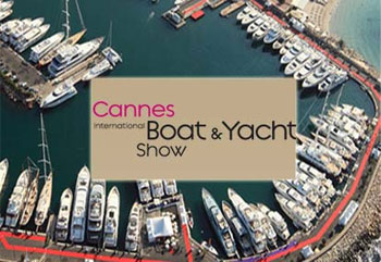Logo Cannes Boat and Yacht Show