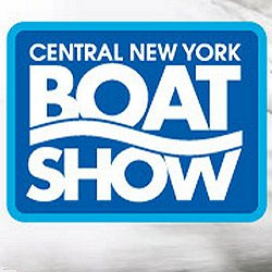 central new york boat show logo