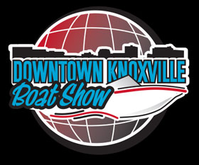 downtown knoxville boat show logo