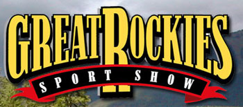 Great Rockies Sport Show in Billings, MT logo