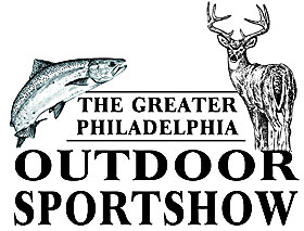 Logo for the Philadelphia Outdoor Sportshow