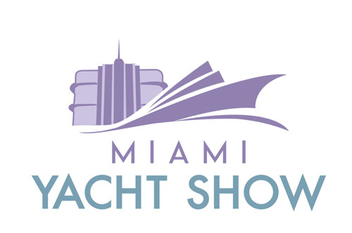 logo for the miami beach yacht brokerage show