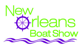 new orleans boat show logo