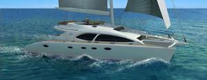 Prout Catamarans - Sail image