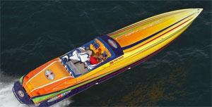 Cigarette Racing Boats image