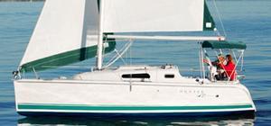 Hunter Sailboats image