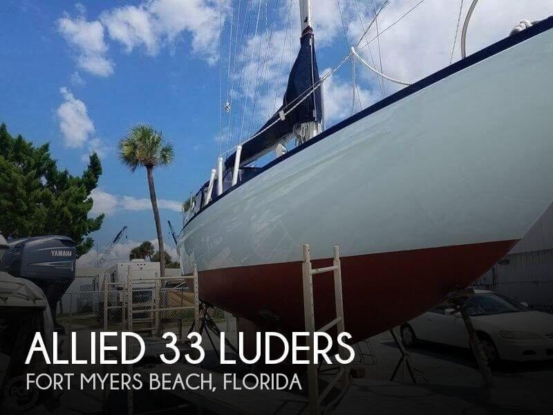 33' Allied 33 Luders