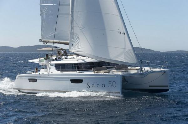 50' Fountaine Pajot SABA 50