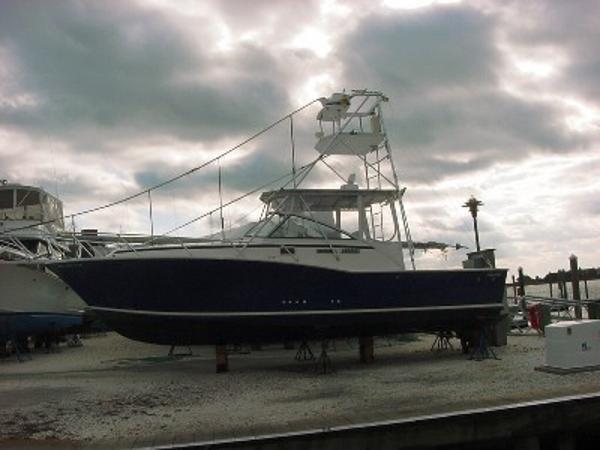 34' Atlantic Sport Fisherman Express