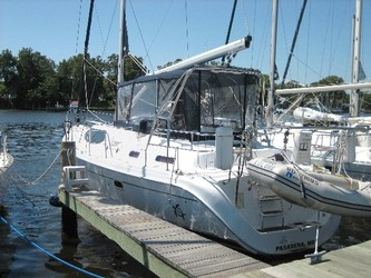 Used Boats: Hunter 45CC for sale