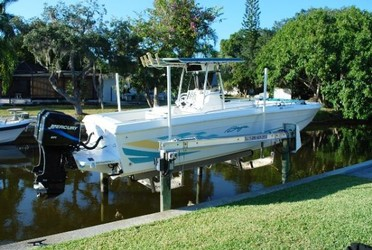 Used Boats: Baja 280 SPORT FISHER for sale