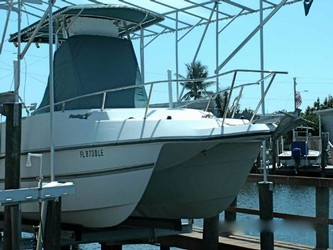 Used Boats: Pro Sports 2650CC Pro Kat for sale