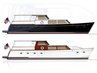 Used Boats: Reliant 55' Classic Motor Yacht for sale