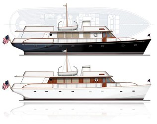Used Boats: Reliant 75' Classic Motor Yacht for sale