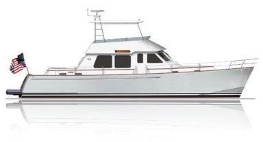 Used Boats: Reliant 50' Motor Yacht for sale