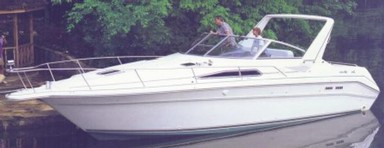 Used Boats: Sea Ray 330 Sundancer with Gen for sale