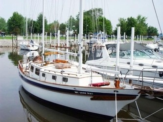 Used Boats: Tayana 36 Mariner for sale