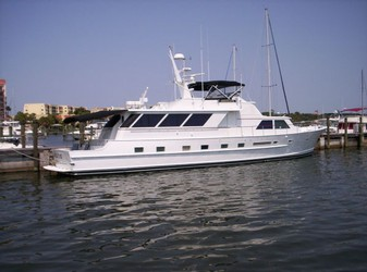 Used Boats: Broward Raised Pilothouse for sale