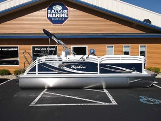 Used Boats: JC Manufacturing 21 NepToon TT for sale