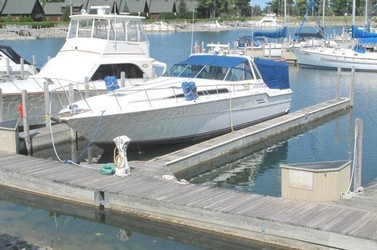 Used Boats: Sea Ray 460 Express Cruiser w/Diesels for sale