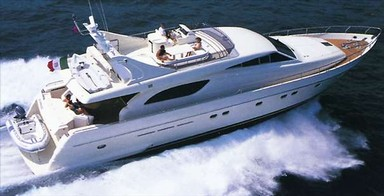 Used Boats: Ferretti 72 for sale
