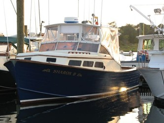 Used Boats: Brownell 32 Express for sale