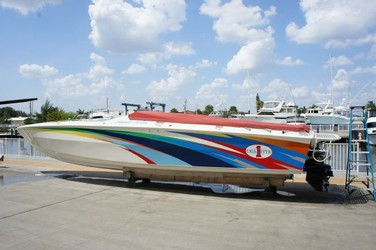 Used Boats: CIGARETTE 38 TOP GUN for sale