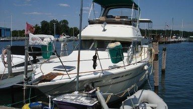 Used Boats: Sea Ray 360 Aft Cabin for sale