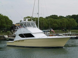 Used Boats: Hatteras 50 Convertible for sale
