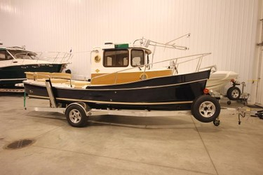 Used Boats: Ranger Tugs R-21EC In Stock for sale