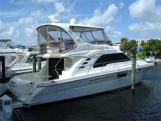 Used Boats: SEA RAY 560 Sedan Bridge for sale