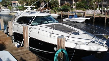 Used Boats: SEA RAY 470 Sundancer **ZEUS DRIVES** for sale