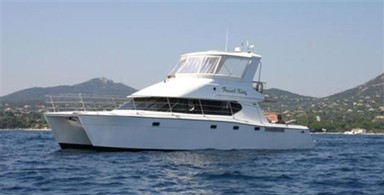 Used Boats: AVENTURE Sport Fish for sale