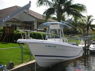 Used Boats: COBIA 274 Center Console for sale