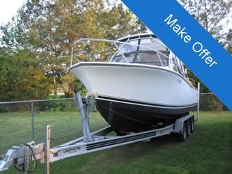Used Boats: Carolina Classic 25 Sportfish for sale