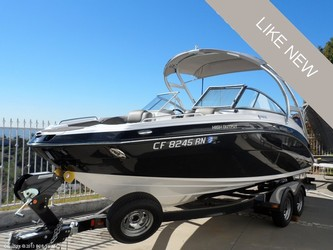 Used Boats: Yamaha 242 Limited S Bowrider for sale
