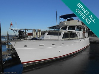 Used Boats: Pacemaker 60 Flybridge for sale