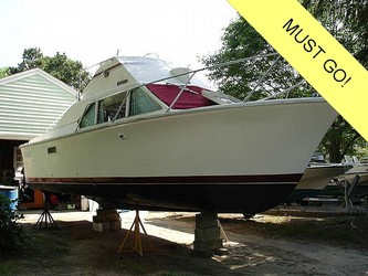 Used Boats: Pacemaker 26 Flybridge for sale