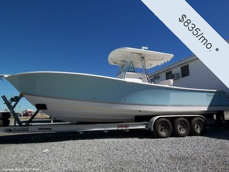 Used Boats: Regulator 32 FS Center Console for sale
