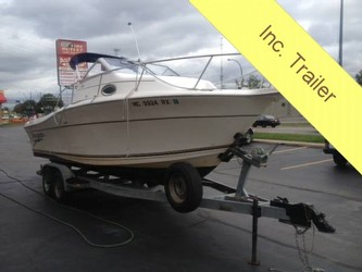 Used Boats: Sport Craft 231 for sale