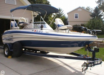 Used Boats: Tahoe 195 Q4 SF for sale