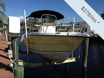 Used Boats: Seaswirl 2101 Striper for sale