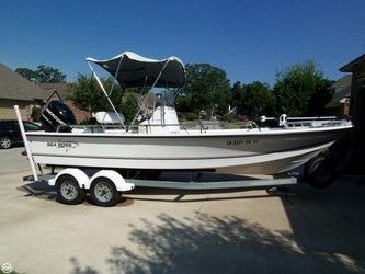 Used Boats: Sea Boss 21 Bay CC for sale