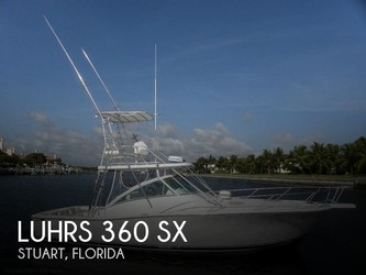 Used Boats: Luhrs 360 SX for sale