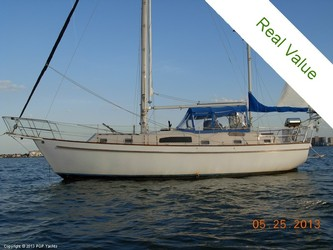 Used Boats: Irwin Yachts MK III 37 Center Cockpit Ketch for sale