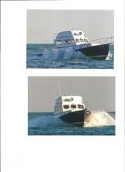 Used Boats: Ellis 28 Sport Fly Bridge for sale