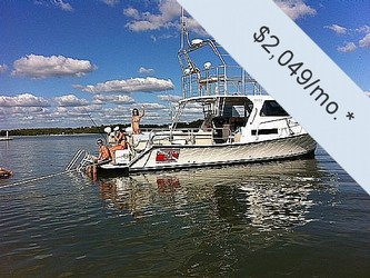 Used Boats: Newton 36 Dive Boat for sale
