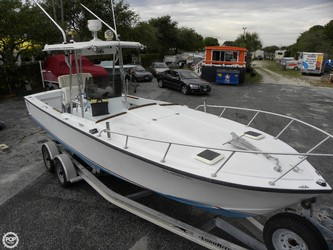 Used Boats: Rampone 25 Sport Fisherman for sale