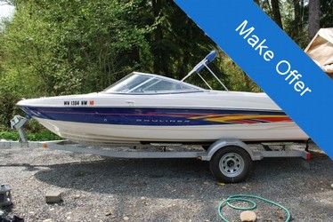 Used Boats: Bayliner 205 Bowrider for sale